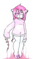 Pink Sweater by MrFr0st