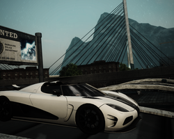 Koenigsegg Agera R Most Wanted 2012 by RyuMakkuro