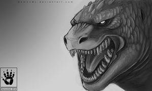 Gojira by DemonML