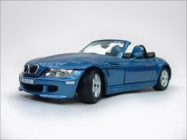 Macro - BMW M-Roadster by todd587