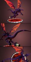 Space Pirate High Command -- Ridley by VariaZim