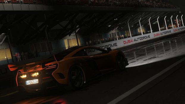 McLaren 688HS for pCARS released by LamboMantisMan23