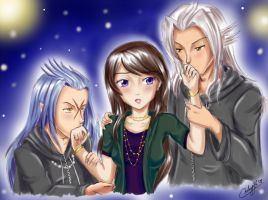 CM: Mysterious Love Triangle by YunaSakura