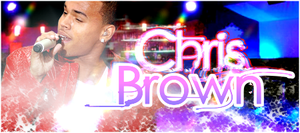Chris Brown Signature by Komic-Graphics