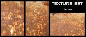 Texture Set - Rusty Metal 2 by AGF81