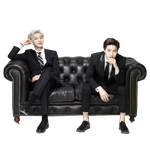 Chanyeol / Suho - PNG -Render by KorecanMelike