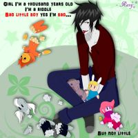 Marshall Lee The Vampire King by RavenBlood1011