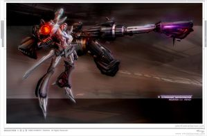 megatron 2.0 by johngiang