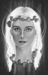 Mother of Dragons by autumnicity