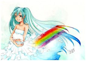 Rainbow by YueYuki