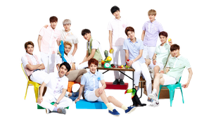 PNG -  EXO IvyClub by JenDOJustDOIt