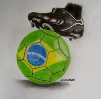 FIFA World Cup 2014 by Scutum20