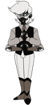 ~ FUSION: Snowflake Obsidian ~ by Bronze-Haifisch