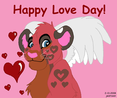 Happy Love Day by JwalsShop