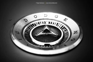 Charger Trunk Emblem by AmericanMuscle