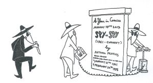 January 17th - Spy vs. Spy by kanyiko