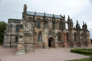 Rosslyn Chapel by Coquin