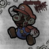 Electronic Massacre Mario by chancellorr