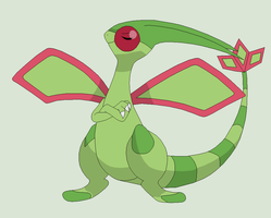 Pokemon Base 135~Flygon 1~