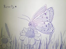 Butterfly by AnaturalBeauty