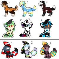 Section Auction Adoptables by Xx-AnickJukebox-xX