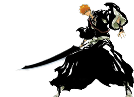 Bleach 480 color spread render by entropic-insanity