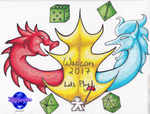 Contest: WGGCon T-shirt Entry by KSapphire8989