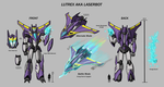 Laserbot Redesign Colors by Laserbot