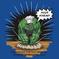 Home Baking with The Hulk by MacNeacail