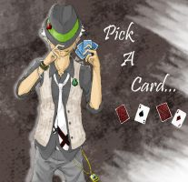 Pick a Card... by Limitless-Skye