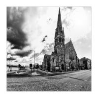 Park Lane Church - SQR by Wayman