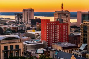 Duval Buildings by 904PhotoPhactory