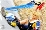 Tidus Cosplay - Final Fantasy X #Ready to Go by LeonChiroCosplayArt