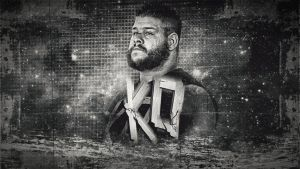 WWE Kevin Owens Custom Wallpaper by BullCrazyLight