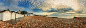 Morning in Eastbourne by wreck-photography