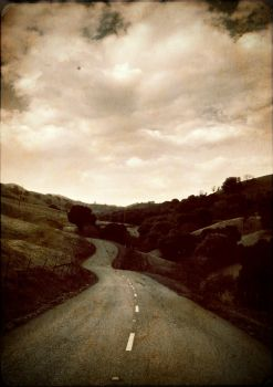 The Road less traveled by heelontheshovel