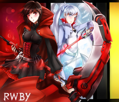 RWBY by dishwasher1910