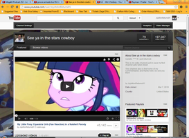 R.I.P. Current Youtube Layout Part 1 by IncredibleMrPattison