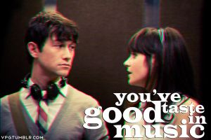 500 Days of Summer by Ponkanbox