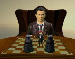 The Time Lord's Chess Manipulation by GhostLord89