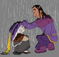 Stay Dry by h-moss
