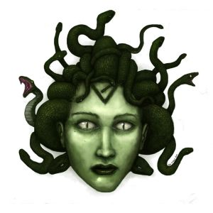 Gorgon Portrait