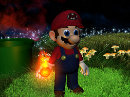 Mario himself by The--Grimreaper
