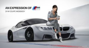 BMW Z4 M Concept by frankhong