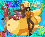 The Beatles by estrata