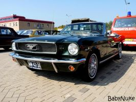 Ford Mustang by babynuke