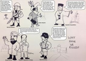 Why have we killed? by foojer