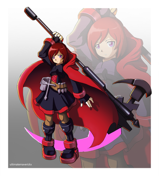 Ruby by ultimatemaverickx