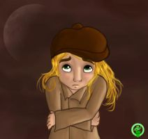 little eponine by marbri
