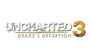 Uncharted 3 Logo by Akio-CK